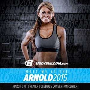 The Arnold 2015